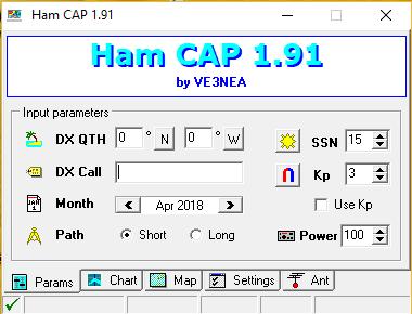 hamcap voor propagatieverwachting 4