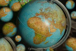 wereldbollen - zendamateur in het buitenland